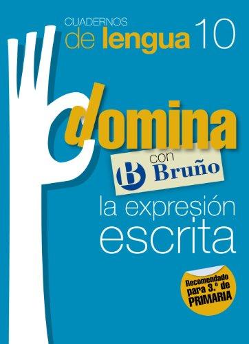 9788421669082: Cuadernos Domina Lengua 10 Expresión escrita 3 (Castellano - Material Complementario - Cuadernos De Lengua Primaria) - 9788421669082