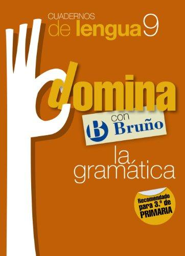 9788421669181: Cuadernos Domina Lengua 9 Gramática 3