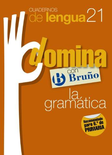 9788421669211: Cuadernos Domina Lengua 21 Gramática 6