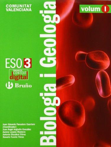 9788421669495: ContextDigital Biologia i Geologia 3 ESO Comunitat Valenciana (ContextoDigital)