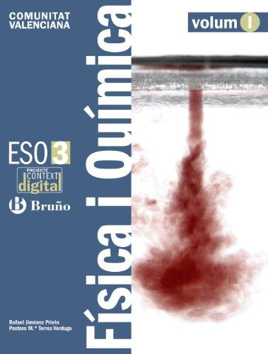 9788421669518: ContextDigital Física i Química 3 ESO Comunitat Valenciana (ContextoDigital)