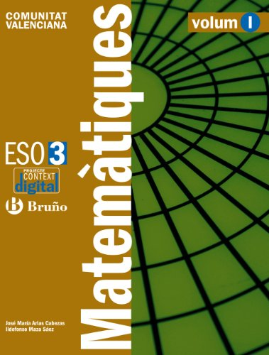 9788421669532: ContextDigital Matemàtiques 3 ESO (ContextoDigital)