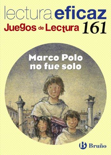 9788421670453: Marco Polo no fue solo Juego de Lectura