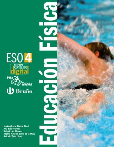 9788421671726: ContextoDigital Educación Física 4 ESO