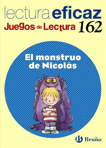 9788421673379: El monstruo de Nicolás Juego de Lectura (Castellano - Material Complementario - Juegos De Lectura) - 9788421673379