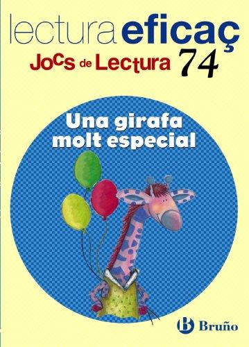 9788421673416: Una girafa molt especial Joc de Lectura (Català - Material Complementari - Jocs De Lectura) - 9788421673416