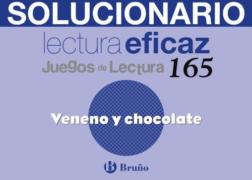 9788421673829: Veneno y chocolate Solucionario