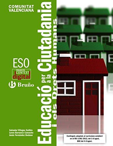 9788421675090: ContextDigital Educació per a la ciutadania i els Drets Humans ESO (ContextoDigital)