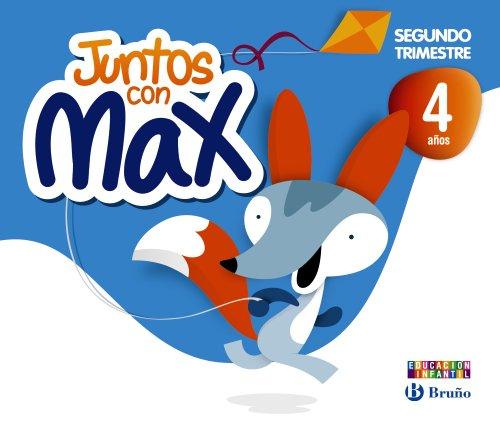 Juntos con Max, 4 años (2 trimestre) (Paperback)