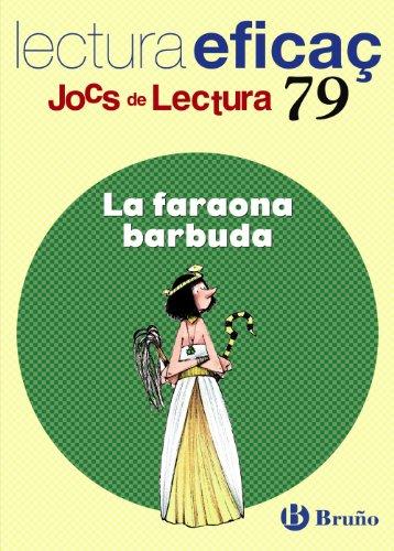 9788421675755: La faraona barbuda Joc de Lectura: JL 79 (Català - Material Complementari - Jocs De Lectura) - 9788421675755