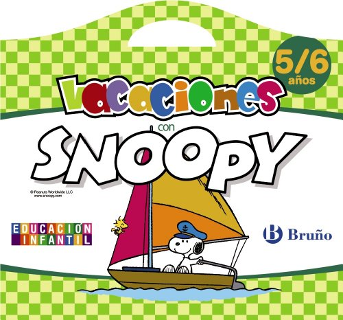 9788421675953: Vacaciones con Snoopy 5-6 años (Castellano - Material Complementario - Vacaciones Educación Infantil) - 9788421675953