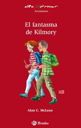 9788421677681: El fantasma de Kilmory (Valencià - A Partir De 12 Anys - Altamar)