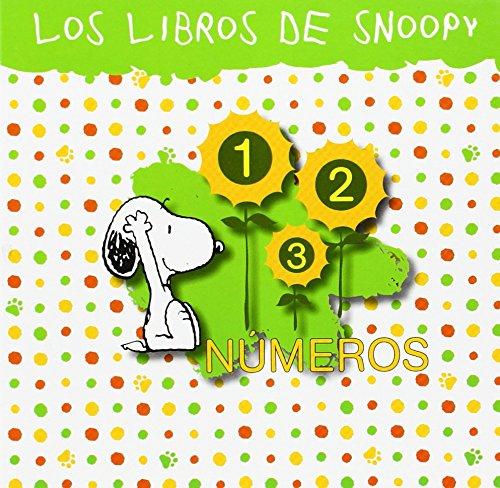 Números / Numbers (Los libros de Snoopy: Vv. aa.