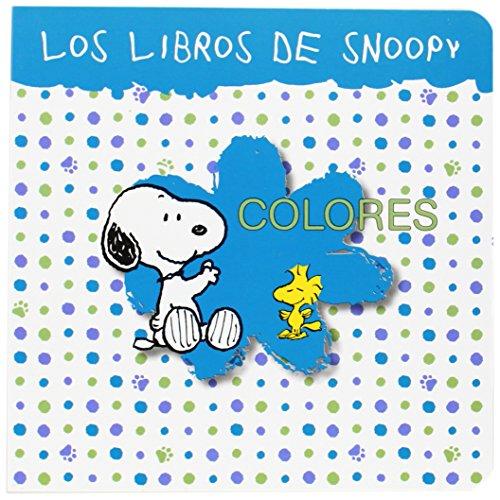 Colores / Colors (Los Libros De Snoopy): Vv. aa.
