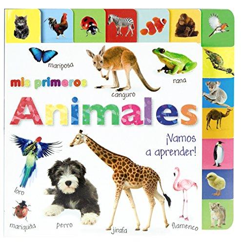 9788421678060: Mis primeros animales. ¡Vamos a aprender! (Castellano - A Partir De 0 Años - Imaginarios (Primeros Diccionarios Visuales) - Mis Primeros.)