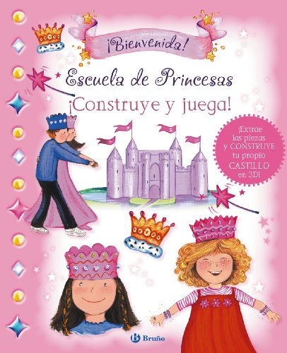 9788421678183: Escuela de Princesas / School of princesses: ¡construye Y Juega! (Spanish Edition)