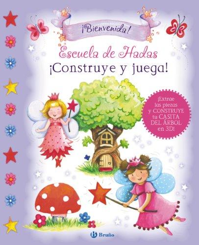 9788421678190: Escuela de Hadas / Fairy School: ¡construye Y Juega! (Spanish Edition)