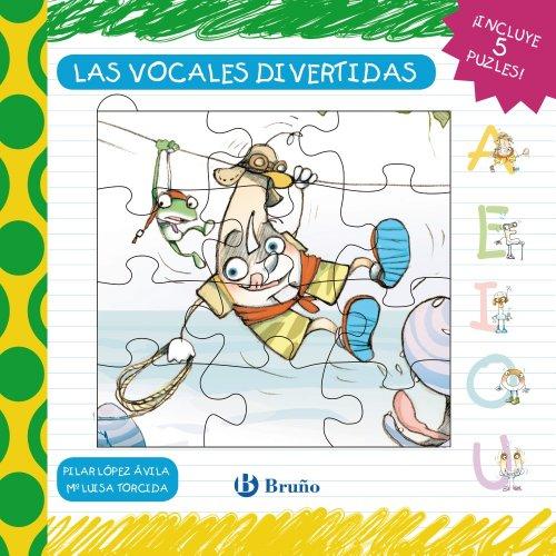 9788421678381: Las vocales divertidas - Libro puzle (Castellano - A Partir De 3 Años - Libros Didácticos - Las Divertidas Aventuras De Las Letras Y Los Números)