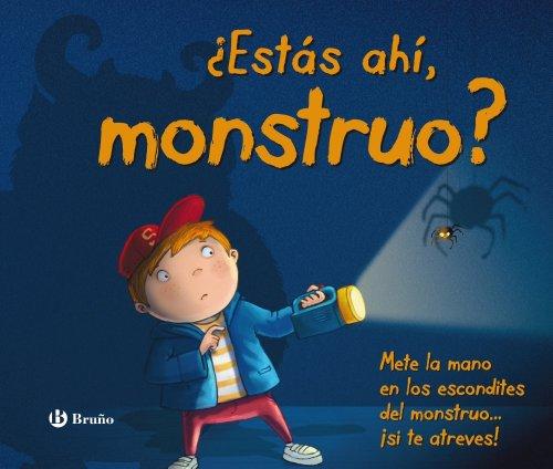 9788421678565: ¿Estás Ahí, Monstruo? (Castellano - A Partir De 3 Años - Manipulativos (Libros Para Tocar, Jugar Y Pintar), Pop-Ups - Otros Libros)