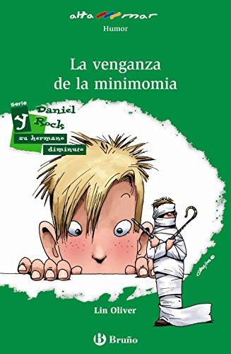 9788421678619: La venganza de la minimomia (Spanish Edition)
