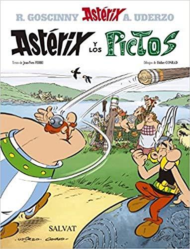 9788421679111: Astérix Y Los Pictos (Castellano - A Partir De 10 Años - Astérix - La Colección Clásica)