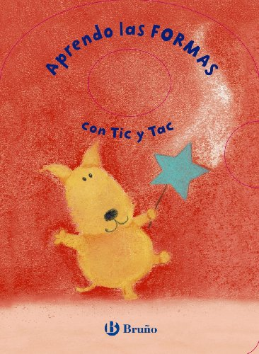 9788421679418: Aprendo las formas con Tic y Tac / Shapes with Jack and Ella (Spanish Edition)