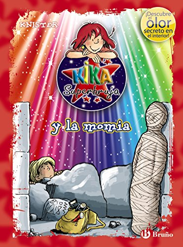 9788421679586: Kika Superbruja y la momia / Lilly the Witch and Mummy (Spanish Edition)