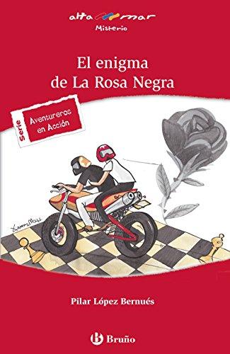 9788421679777: El enigma de La Rosa Negra (Castellano - A Partir De 12 Años - Altamar)
