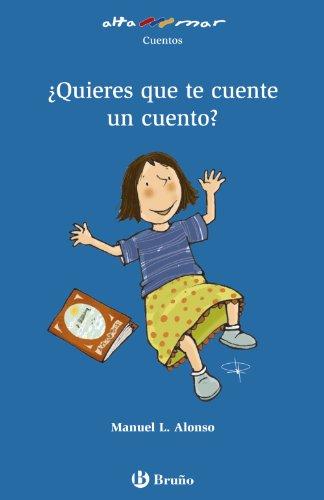 9788421679845: ¿Quieres Que Te Cuente Un Cuento? (Castellano - A Partir De 6 Años - Altamar)
