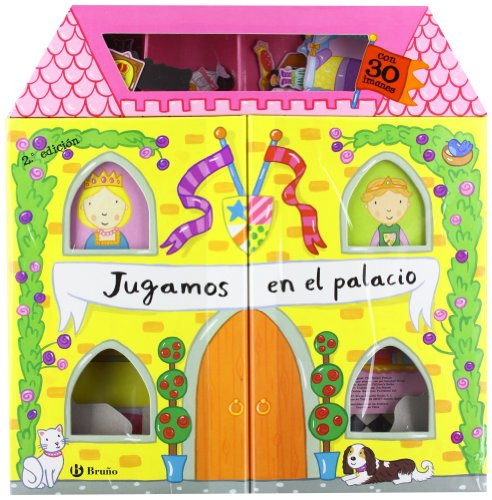 9788421680087: Jugamos en el palacio (Spanish Edition)