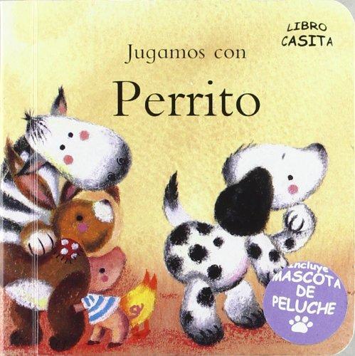9788421680124: Jugamos con PERRITO (Castellano - Bruño - Libro Casita)