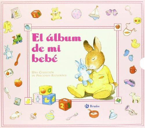 9788421680636: El álbum de mi bebé (rosa) (Castellano - A Partir De 0 Años - Álbumes Del Bebé)