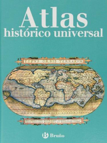 9788421680773: Atlas Histórico (Castellano - A Partir De 10 Años - Atlas Escolares)
