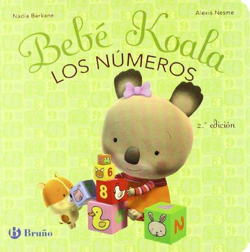 9788421681107: Numeros, los (bebe koala)