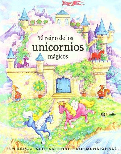9788421682678: El reino de los unicornios magicos (Pop-up) (Spanish Edition)