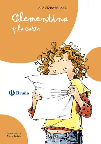 9788421682982: Clementina y la carta (Castellano - A Partir De 8 Años - Personajes - Clementina)