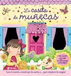 9788421683071: La casita de munecas/ The Doll House (Construye) (Spanish Edition)
