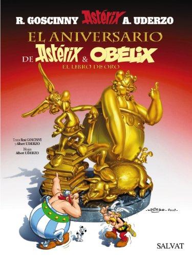 9788421683941: El aniversario de Astérix y Obélix. El libro de oro (Castellano - A Partir De 10 Años - Astérix - La Colección Clásica)