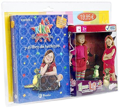 9788421684160: Muneca + Kika Superbruja y el libro de hechizos / Doll + Kika Superwitch and Spellbook (Kika Superbruja / Superwitch) (Spanish Edition)