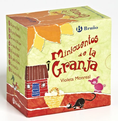 9788421684238: Minicuentos de la granja / Farm Mini Tales (Spanish Edition)