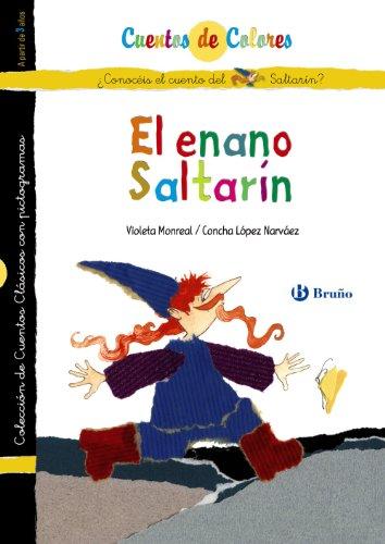 9788421684320: El enano Saltarin & Sinforoso el mentiroso / The Rumpelstiltskin & Sinforoso, the Liar (Cuentos De Colores / Color Stories) (Spanish Edition)