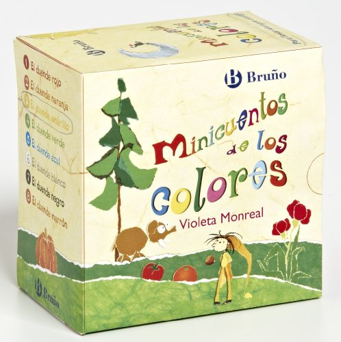9788421684382: Minicuentos de los colores / Color Mini -Tales (Spanish Edition)