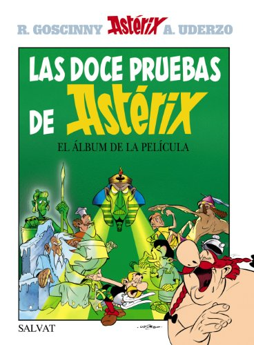9788421684467: Las doce pruebas de Astérix (Castellano - Salvat - Comic - Astérix)