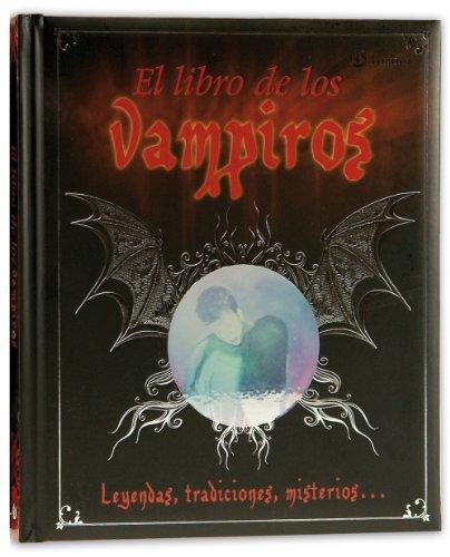 EL LIBRO DE LOS VAMPIROS: Sally Regan