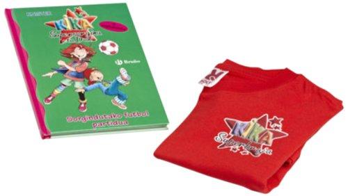 9788421684795: Camiseta + Kika Supersorgina eta Dani. Sorgindutako futbol partidua (Euskara - 8 Urte + - Pertsonaiak - Kika Supersorgina)