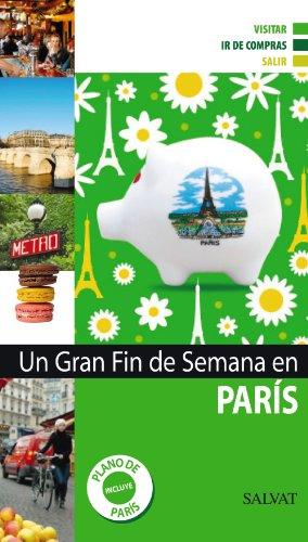 9788421685389: Gran fin de semana París(9788421685389)