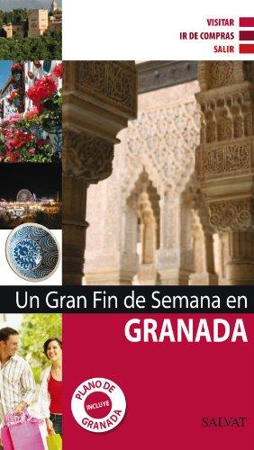 9788421685440: Un gran fin de semana en Granada (Castellano - Salvat - Turismo - Fin De Semana)