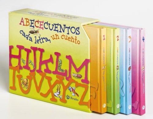 9788421686140: Estuche ABECECUENTOS cada letra, un cuento (Castellano - A Partir De 3 Años - Libros Didácticos - Abececuentos)