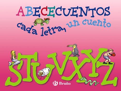 9788421686188: ABECECuentos cada letra, un cuento / Alphabet Stories, Each letter, A Story: S, t, u, v, x, y, z (Zoo) (Spanish Edition)