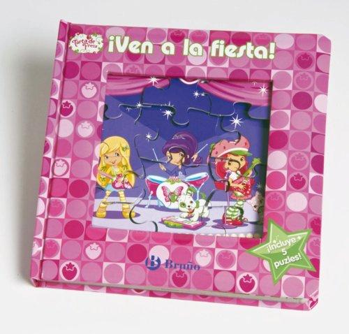 9788421686195: ¡Ven a la fiesta! Libro puzle de Tarta de Fresa (Castellano - Bruño - Tarta De Fresa)